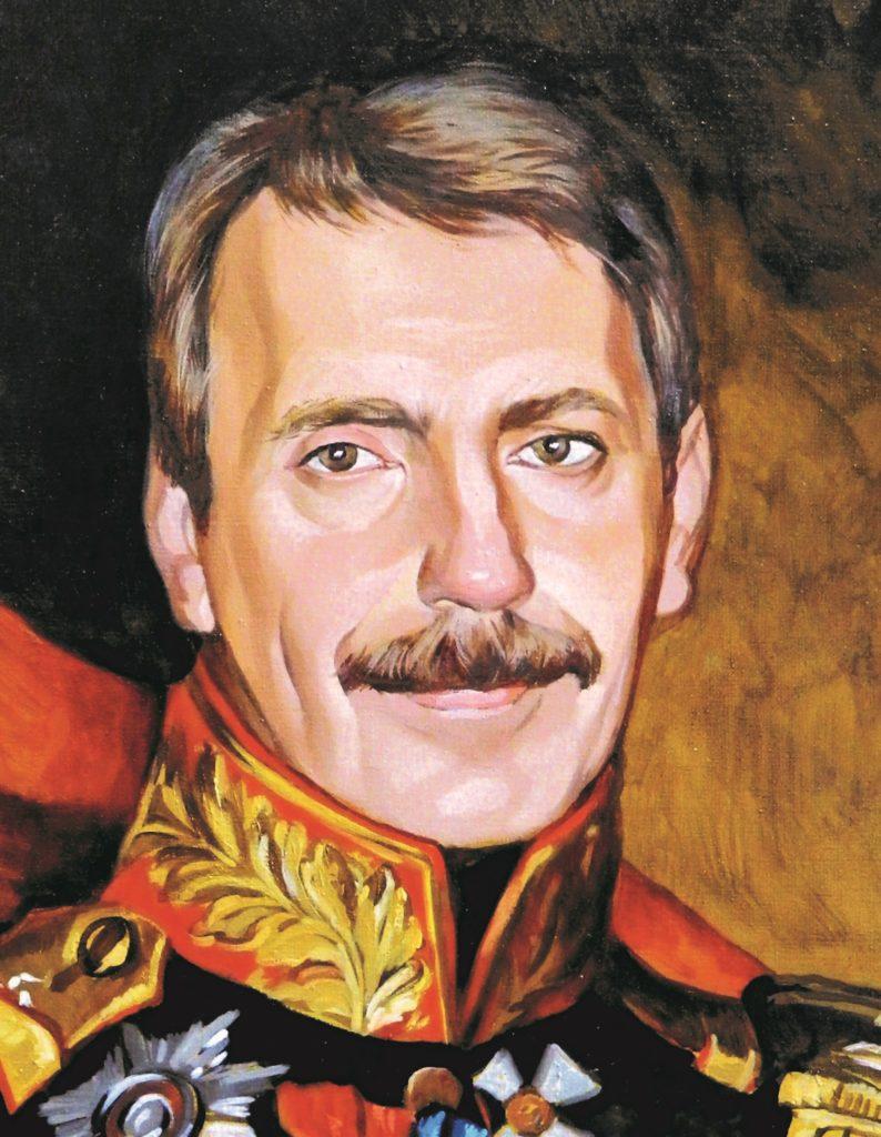 портрет маслом по фото Киров