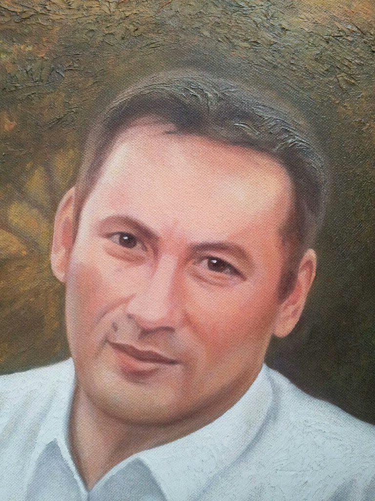 где заказать семейный портрет маслом в Кирове