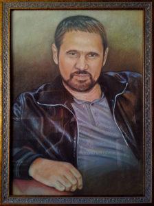 Заказать портрет брату