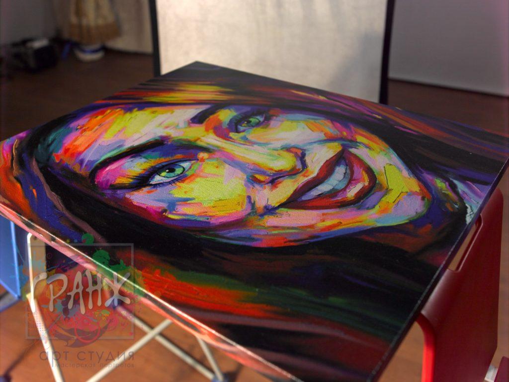 Женский портрет на заказ в Кирове