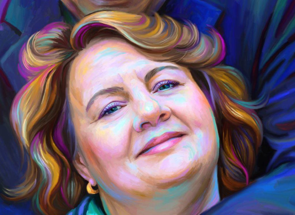 Заказать портрет на холсте в Кирове