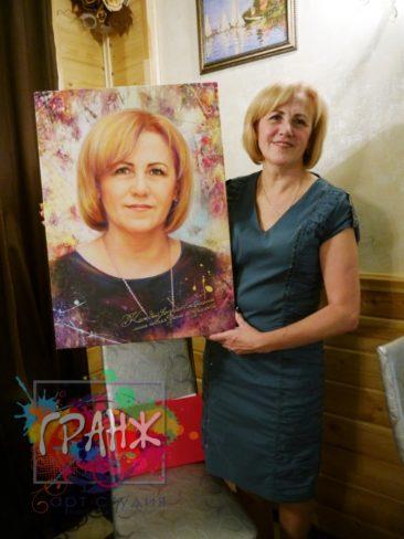 Портрет на заказ Киров