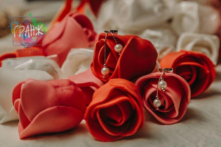 Съедобные букеты для женщин в Кирове